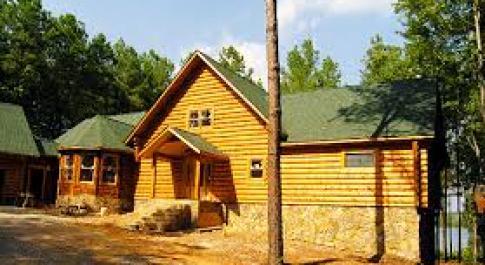 Цены на готовые дома из бревна под ключ.