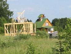 Возводим фундамент дома своими руками (видео)